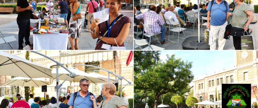 Se celebró la Primera Feria del Libro Hispanoárabe -Madrid 2016