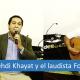 Umsia-Velada con el cantante Mehdi Khayat y el laudista Fouad El Aamimi