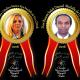 Las Medallas de Oro CIHAR 2016